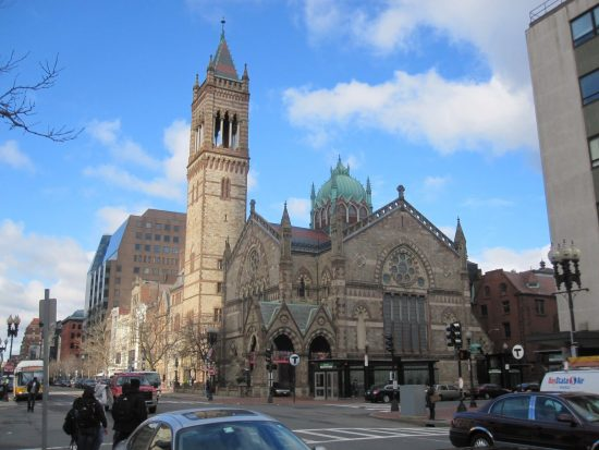 See the Oldest Church in Boston
