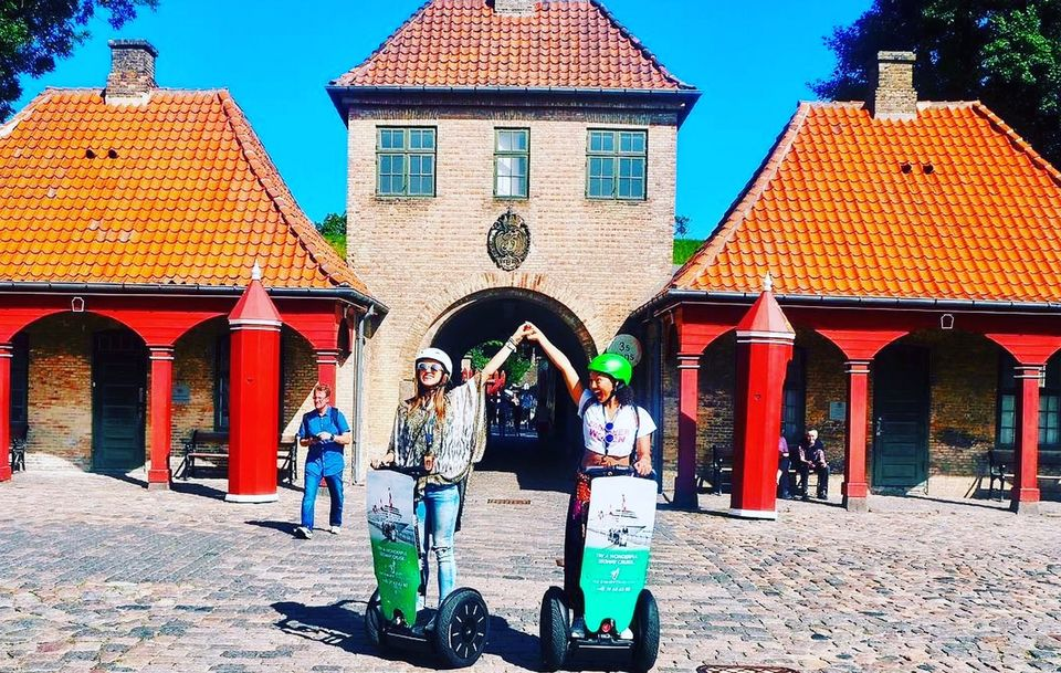 Ride a Segway around the City
