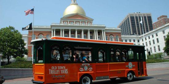 Ride a Trolley