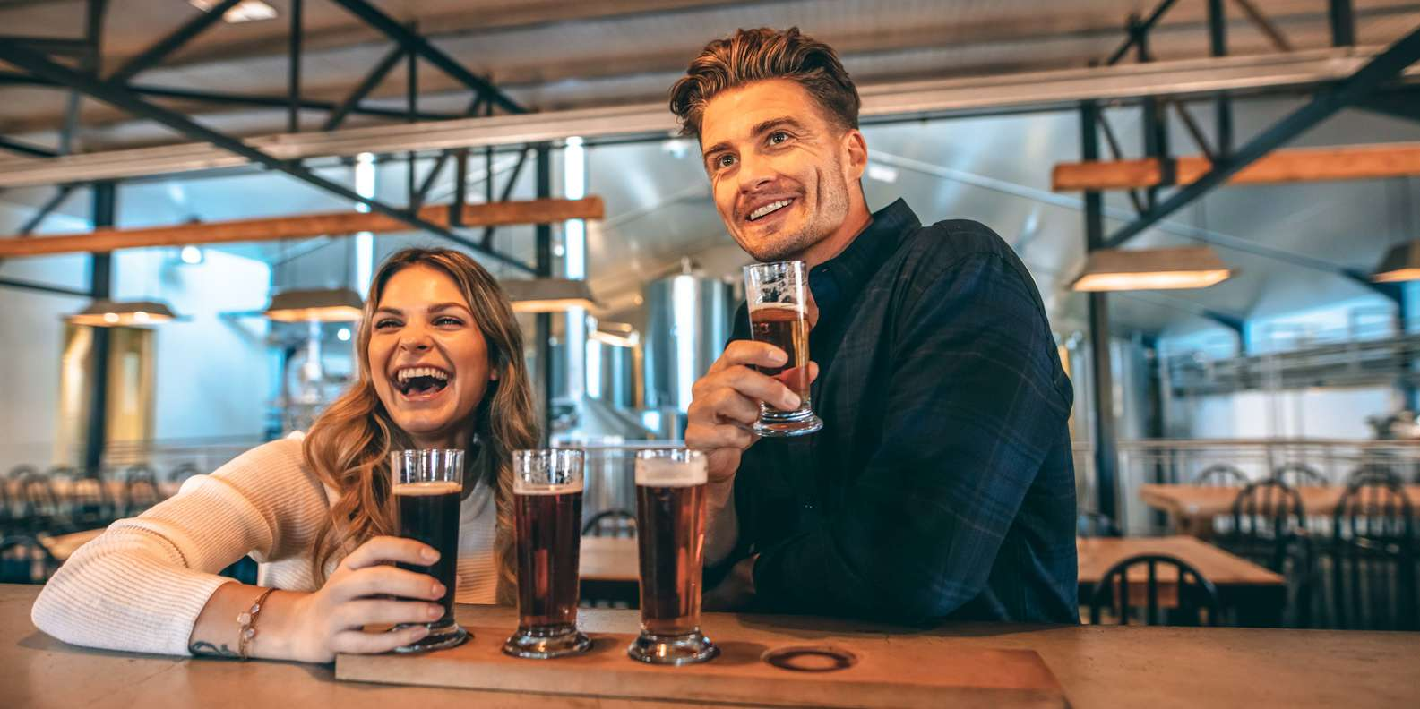 Sample Local Craft Beers