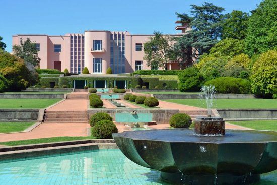 Take a Break at the Serralves Gardens