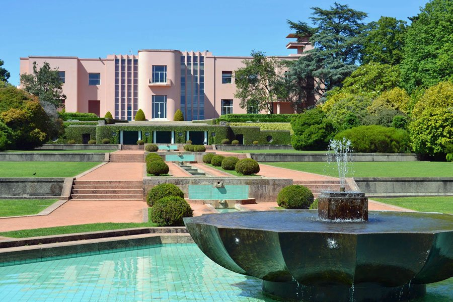 Take a Break at the Serralves Gardens