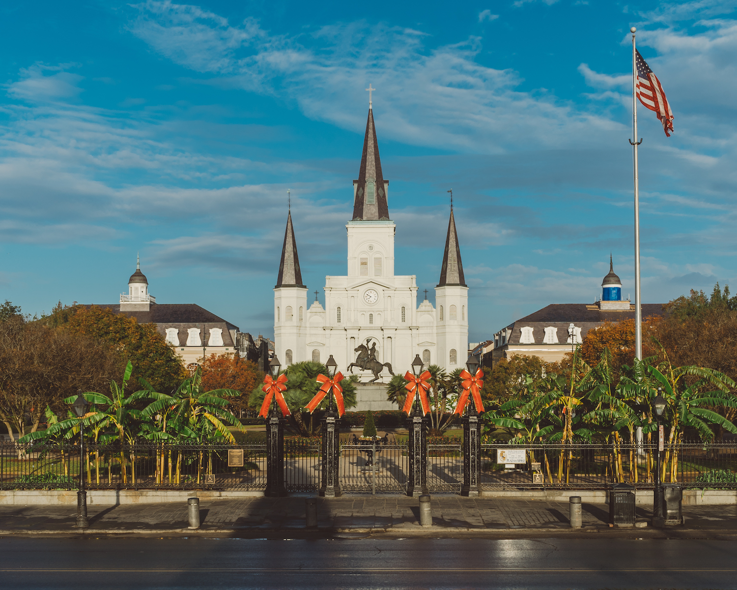 Snap a Photo in Jackson Square
