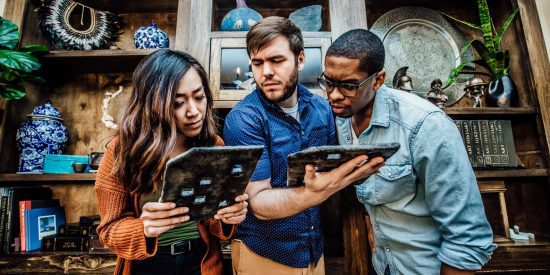 Solve Puzzles in an Escape Room