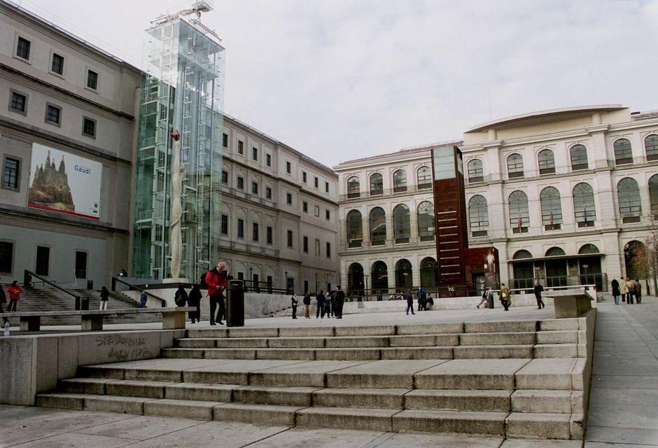 Spanish Artwork at the Reina Sofía Museum