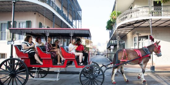 Take a Carriage Ride through the French Quarter