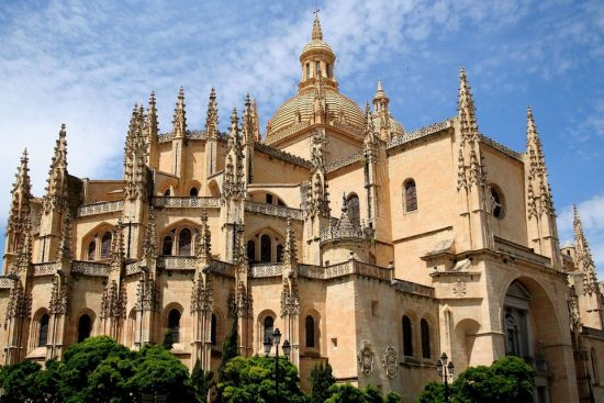 Take a Day Trip to Segovia