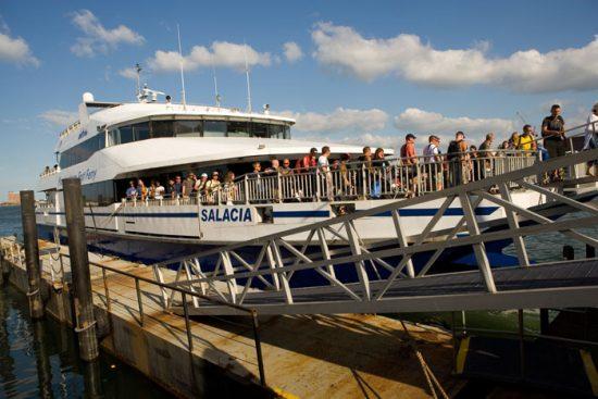 Take a Ferry to Cape Cod