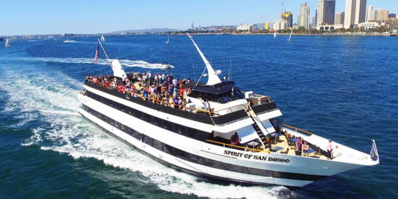 Take a Harbor Cruise