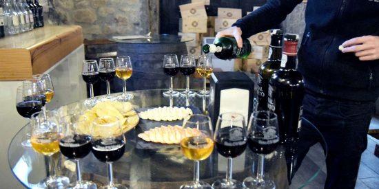 Taste the Signature Wine