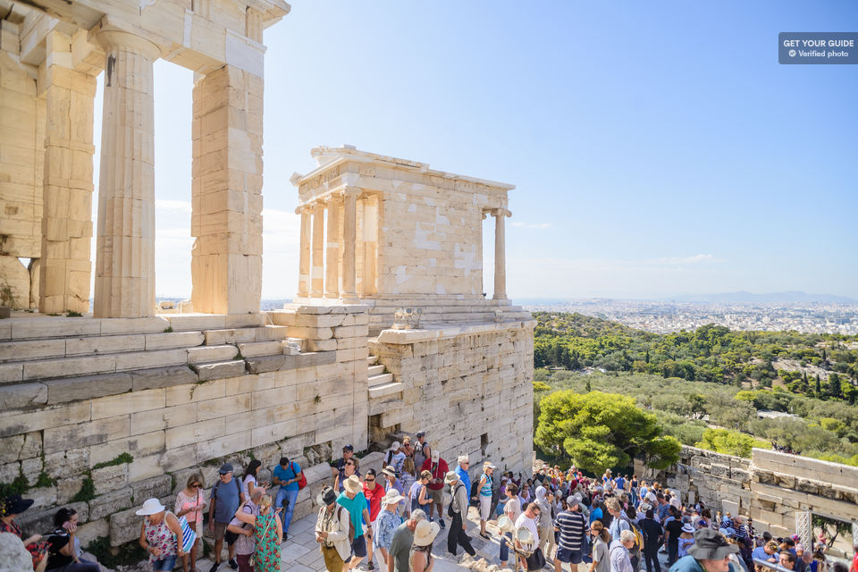 The Acropolis: Crowing Jewel of Athens