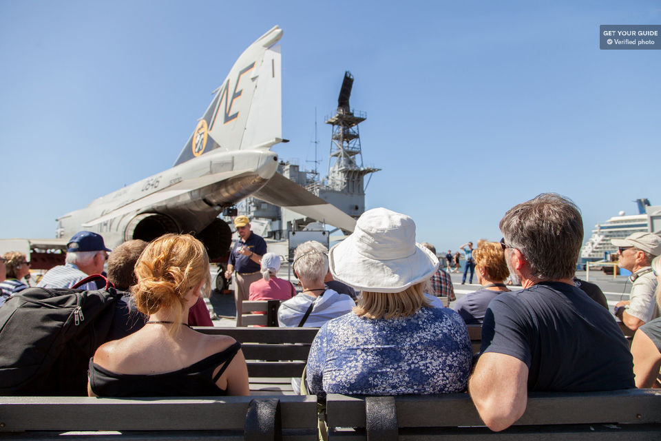 The USS Midway Museum