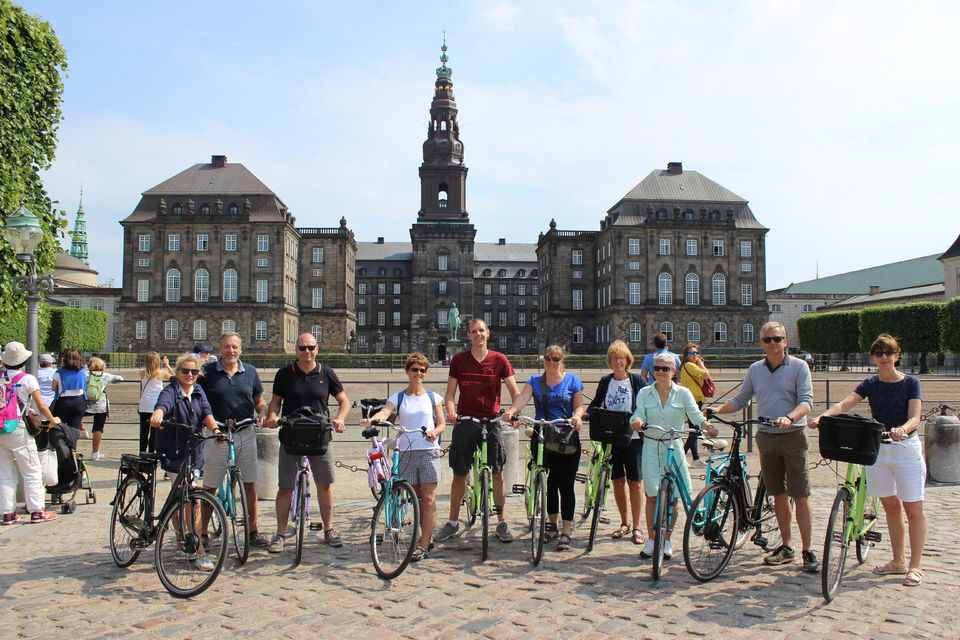 Tour the City on Bike