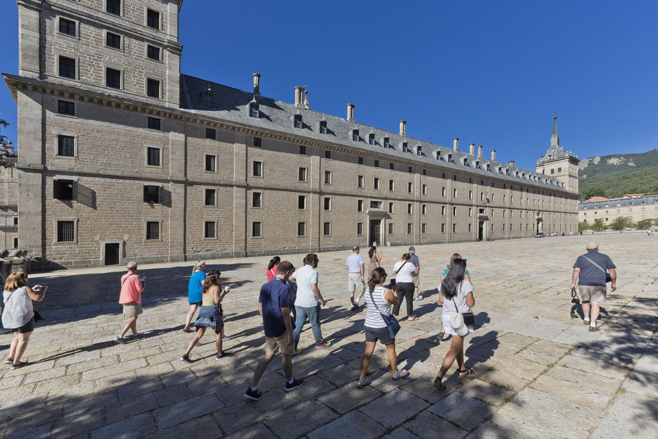 Tour the El Escorial Monastery