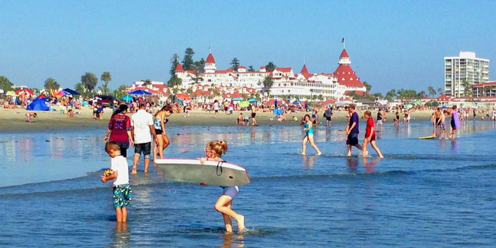 Try Stand-up Paddle Boarding