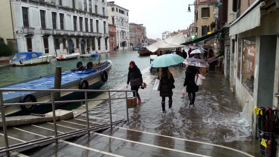 Venice weather in April