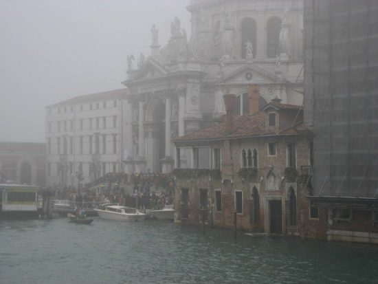 Venice weather in November