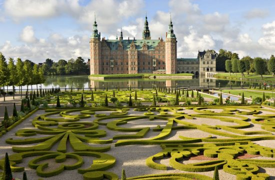 View Local History at the Frederiksborg Castle