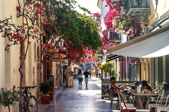 Visit Nafplio, Greece's First Capital