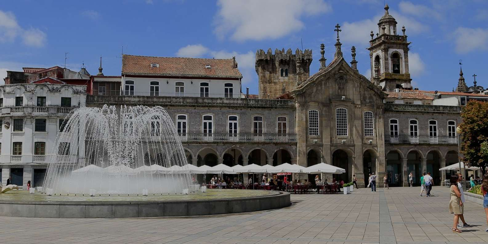 Visit the Cities of Braga and Guimarães