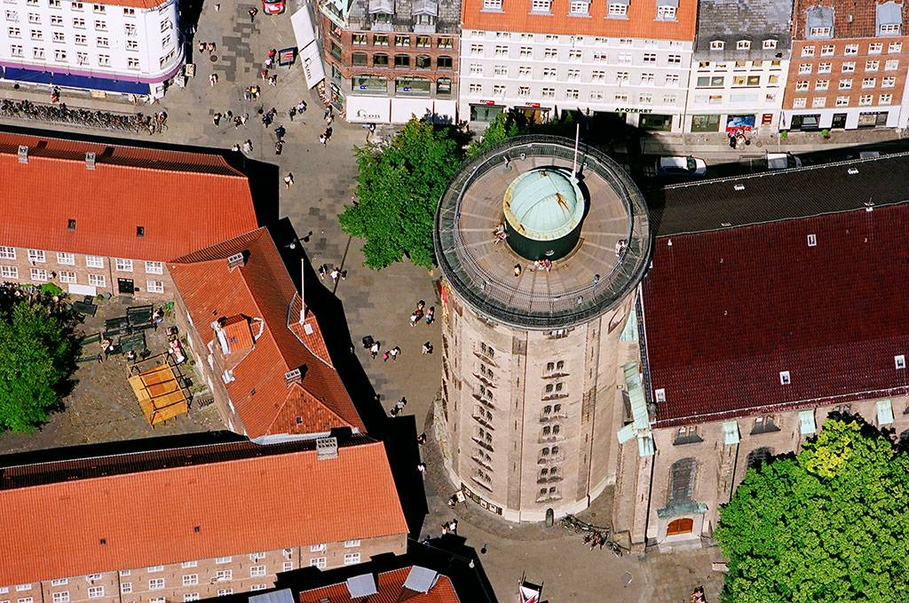 Visit the Historic Round Tower