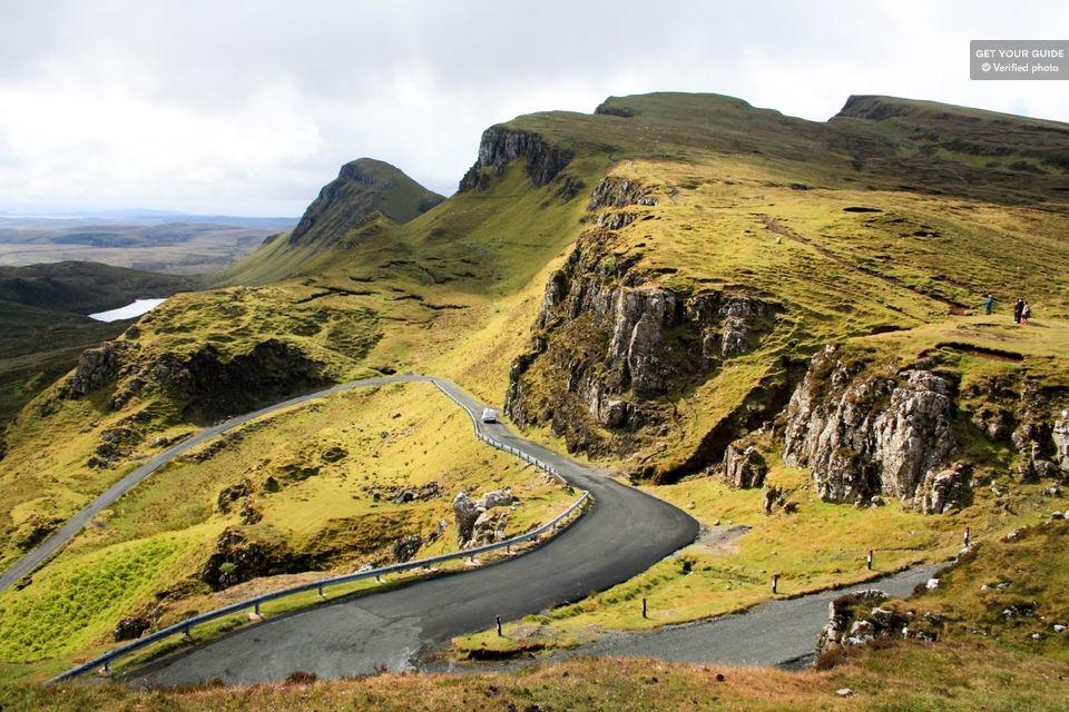 Visit the Isle of Skye