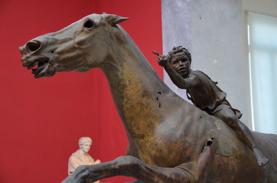 Visit the National Archaeological Museum