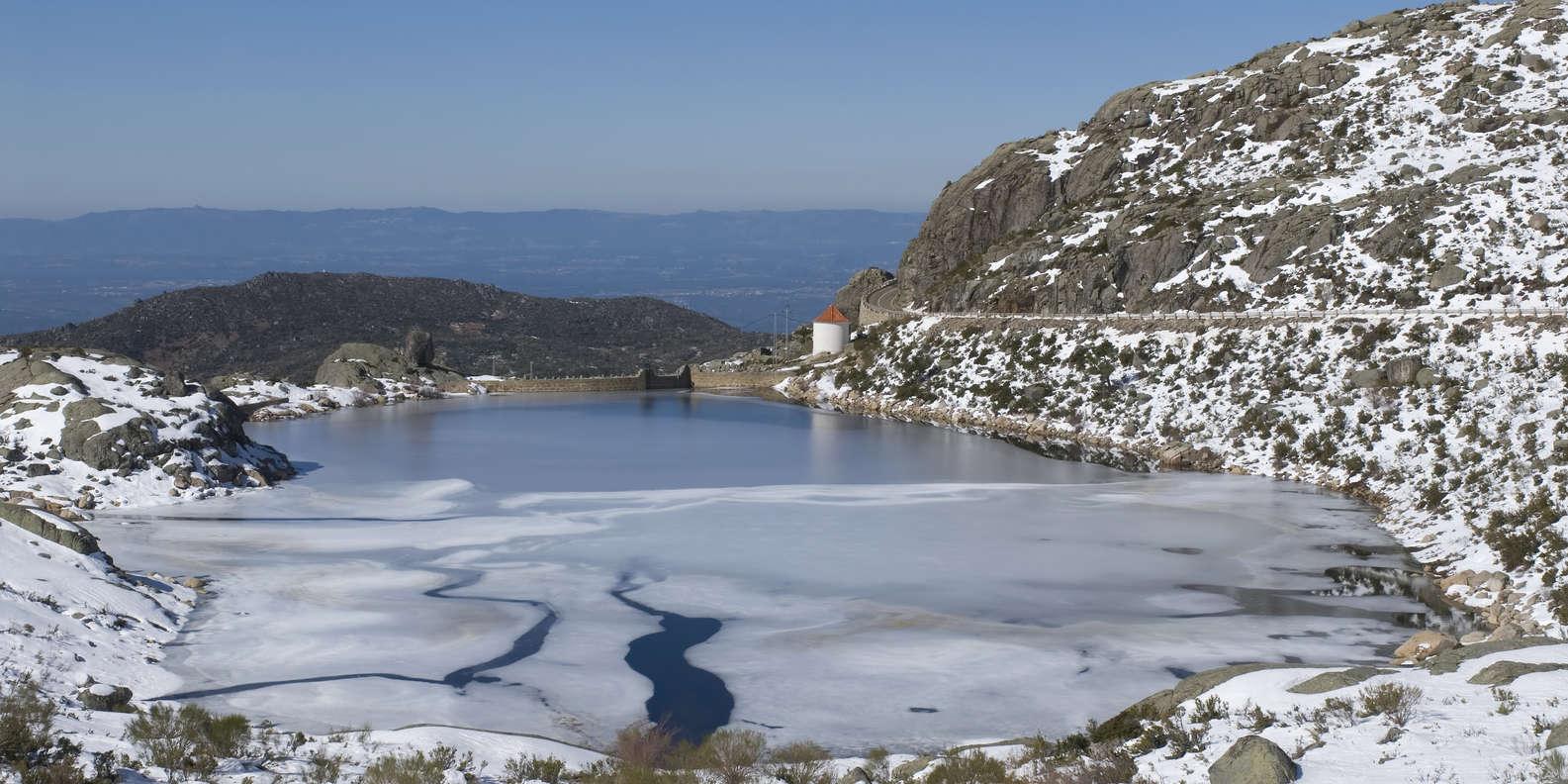 Visit the Snowy Slopes of Serra da Estrela