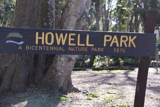 Howell Park and Beach