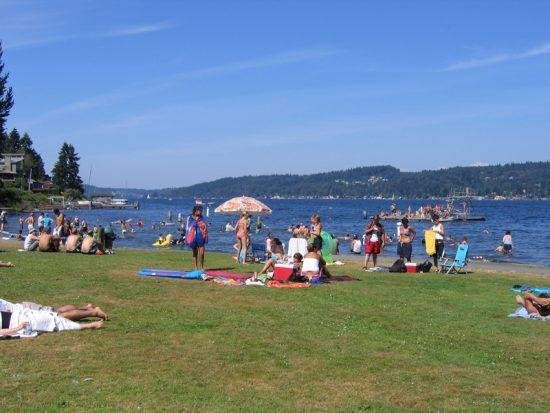 Matthew's Beach Park