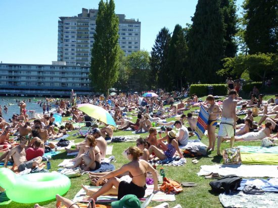 Saltwater Seattle Beach