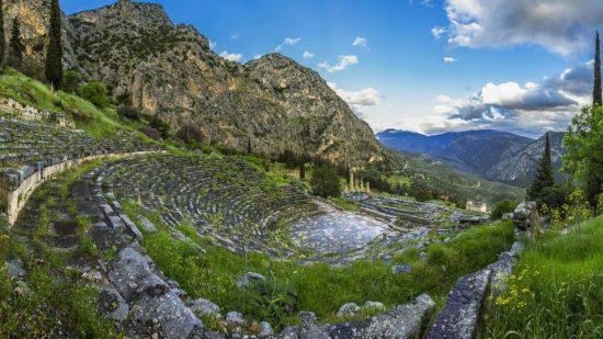 3-Day Athens Tour to Olympia, Delphi and Meteora