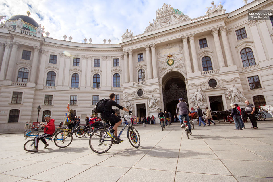 3-Hour Guided Vienna Bike Tour