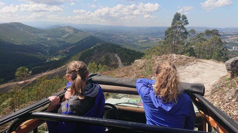4x4 Mountain Tour