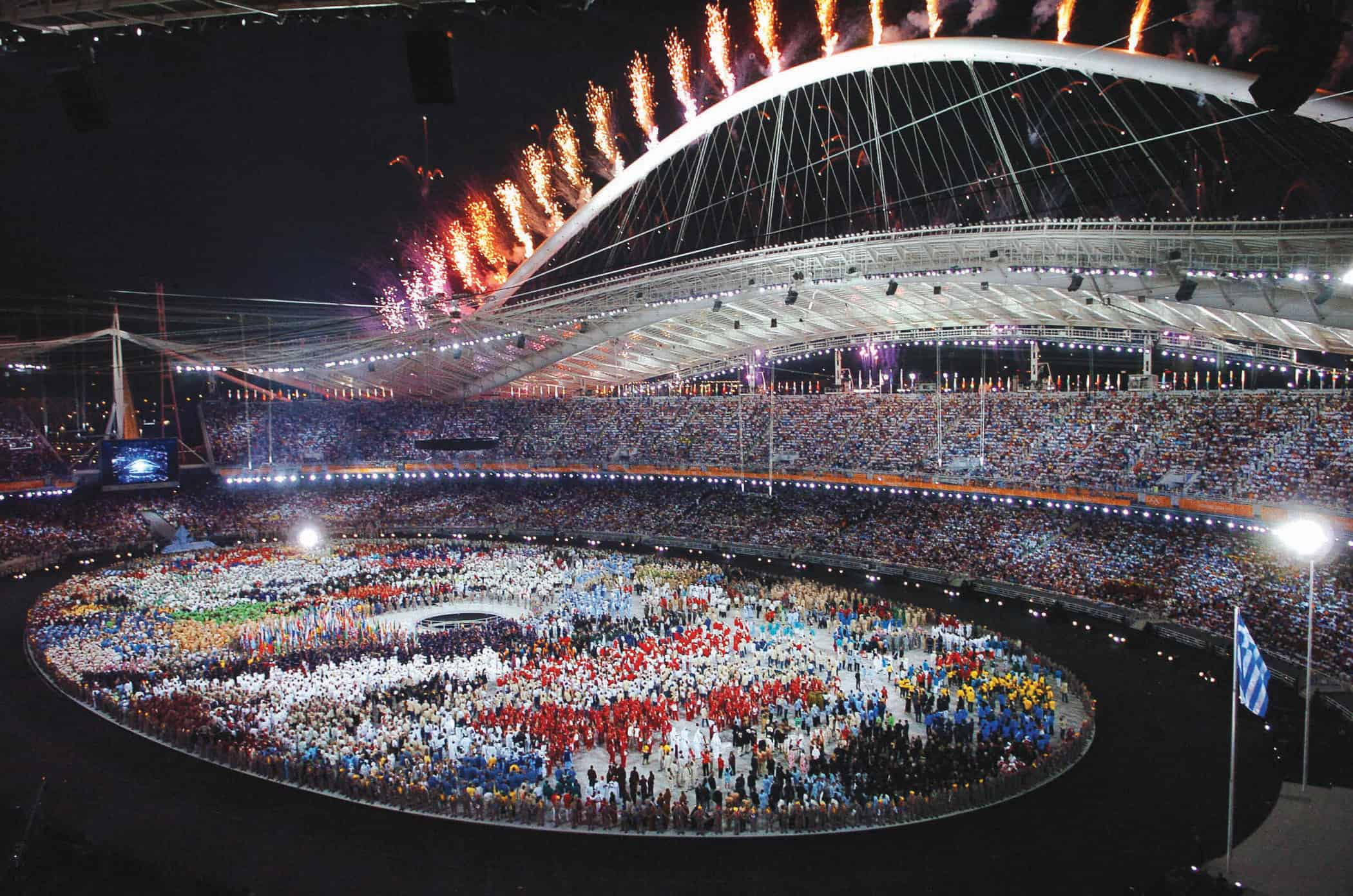 Athens and the Olympic Games