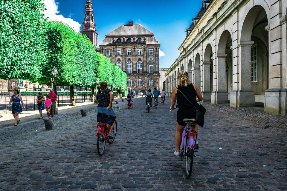 Bike Tour of the City