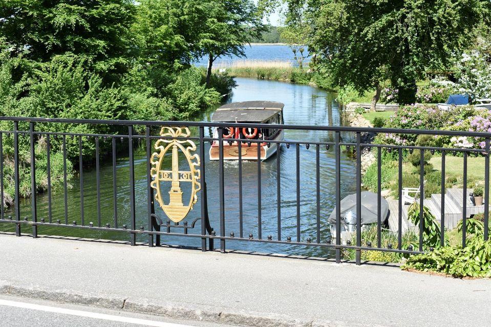Boat Trip on Furesøen Lake