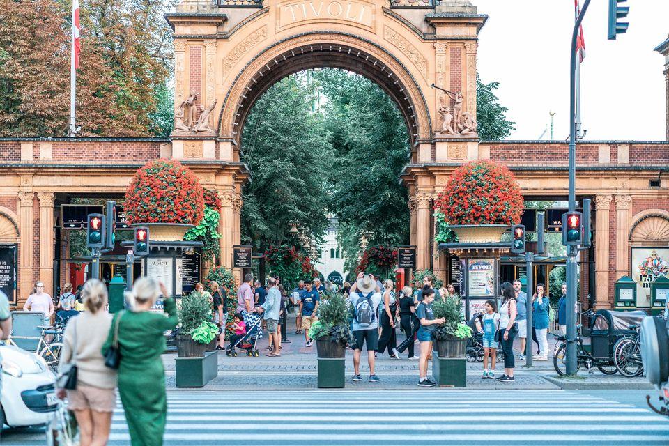 Copenhagen Old Town Walking Tour