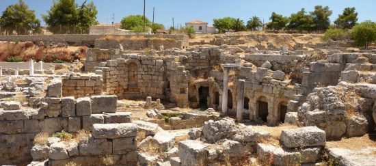 Corinth Half-Day Small Group Tour