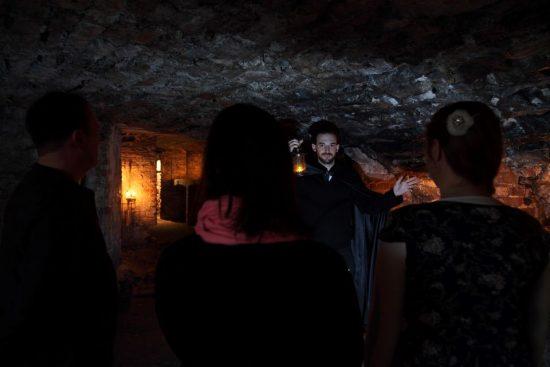 Edinburgh Underground Tour