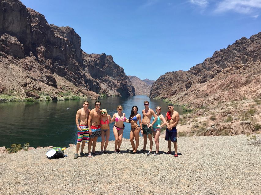From Las Vegas: Black Canyon Half-Day Kayak Tour