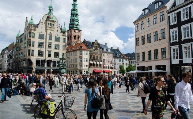 History of Copenhagen Population