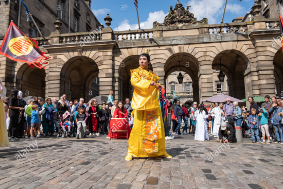 History of Edinburgh Festival