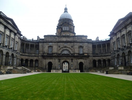 History of Edinburgh University