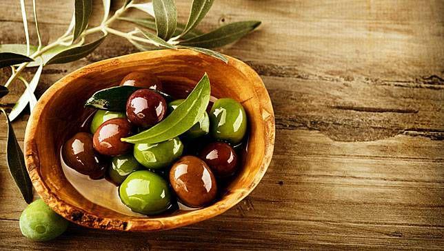 History of Greek's Olives