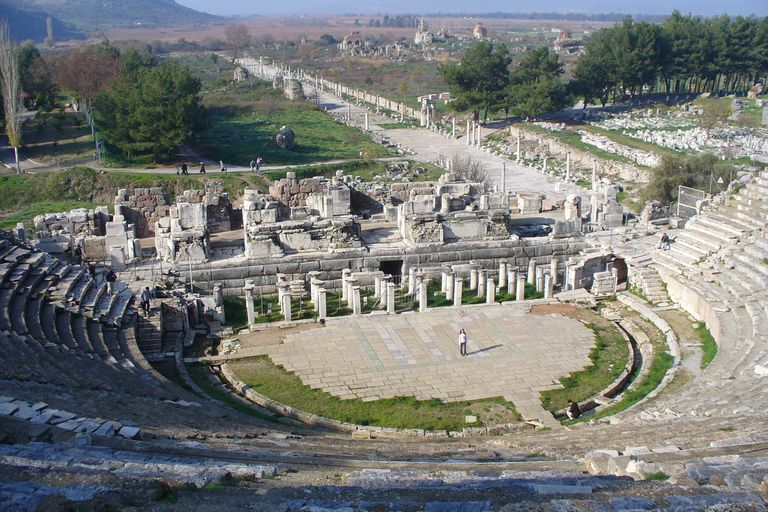 History of Greek Theatre