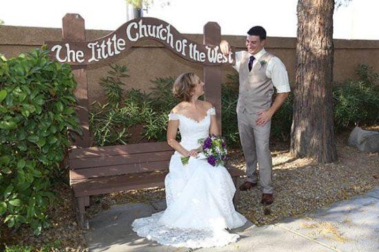 History of Las Vegas Weddings