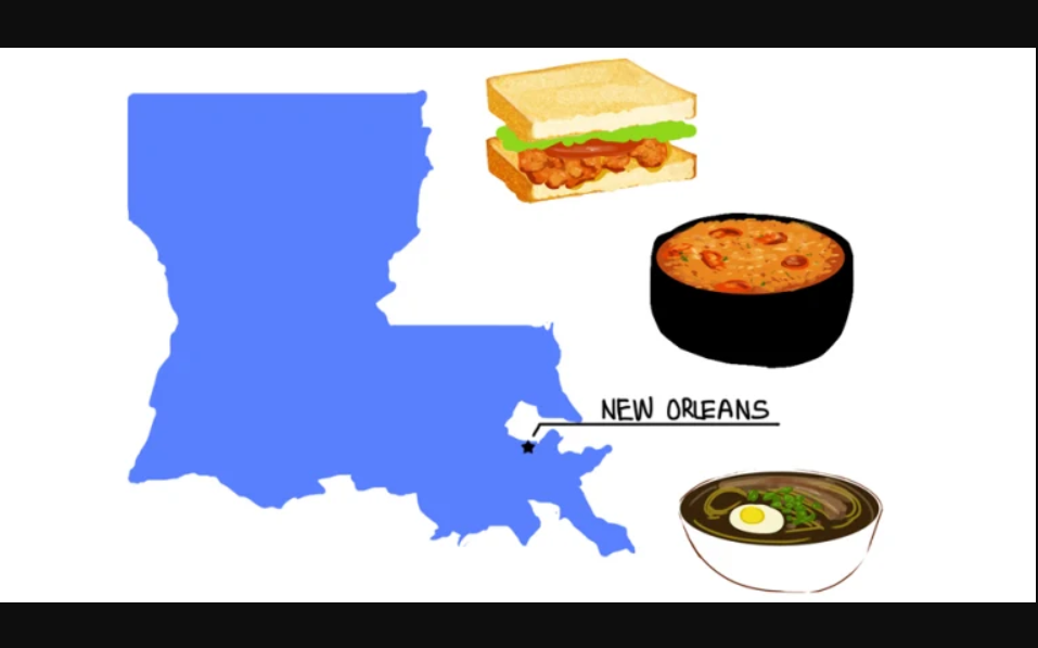 History of New Orleans Cuisine