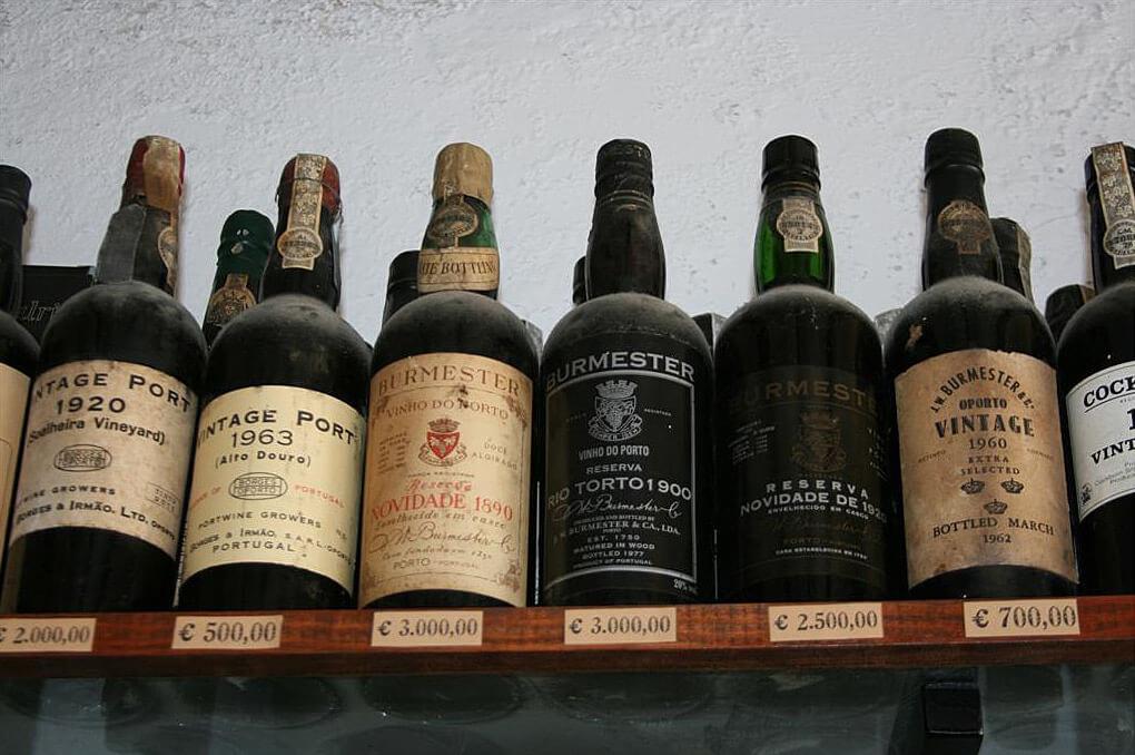 History of Port Wine in Porto