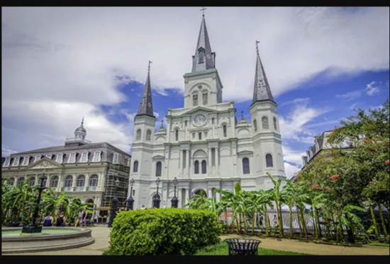 History of St. Louis Cathedral